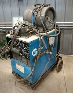 Miller Syncrowave 250 Tig Welder cool Mate 4 Foot Thumb Control