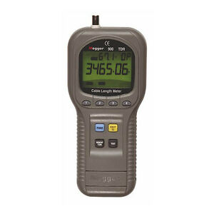 Megger Tdr900 Hand held Time Domain Reflectometer