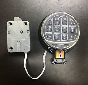 Electronic Key Pad Lock For Gun Safe Gun Vault Build Your Own Safe Or Vault