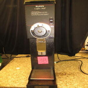Bunn o matic Gourmet Coffee Grinder