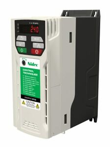 Nidec Control Techniques Unidrive M100 3 Phase 3hp Variable Frequency Drive Vfd