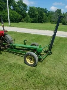 John Deere 37 7ft Sickle Bar Mower With All New Teeth Free Shipping
