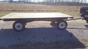 Farm Hay Wagon 8 Ton Gear Can Ship