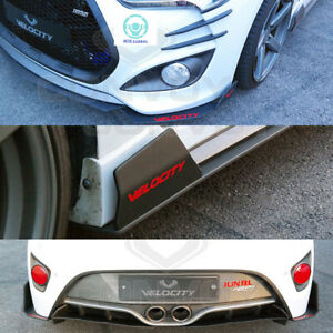 Full Exterior Appearance Package Lip Kit For Hyundai Veloster Turbo painted