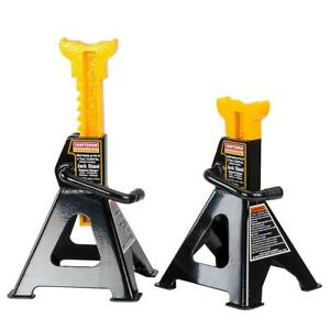Craftsman 4 Ton Jack Stands One Pair New