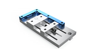 Low Profile Vise Leading Edge Industrial Aluminum Made In Usa