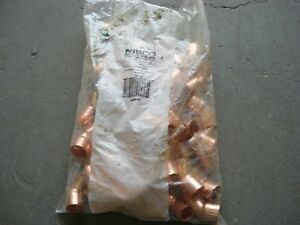 Copper Fitting 1 2 45 Street Elbow
