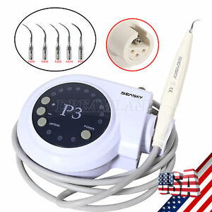 Fit Dte Satelec Tips Dental Ultrasonic Piezon Endodontic Scaler P3 Seasky