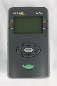 Fluke Nettool Network Connectivity Tester