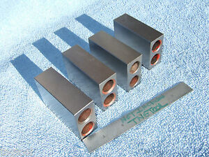 Parallels Blocks 4 Matched Set Machinist Toolmaker Other Matched Sets Also Qa
