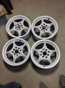 Lenso Wheels 15x6 5 Et35 Set Of 4 Mugen Reps Light Racing Scca