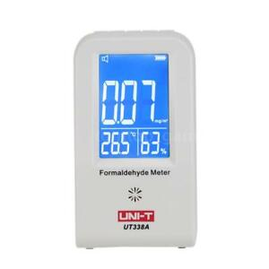 New Lcd Digital Formaldehyde Meter Tester Detector Thermometer Hygrometer Z2h2