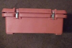 Cambro Top Loading Catering Insulated Food Pan Carrier 24 w X 16 d X 9 1 2 h