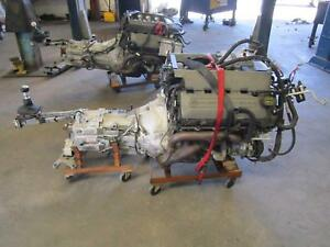 2016 2017 Ford Mustang Engine trans Set 16k 5 0l Warranty Tested Oem