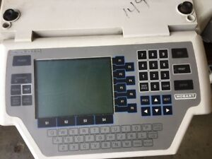 Hobart Quantum Ml 29032 bj Deli Scale W printer As Is Parts Only