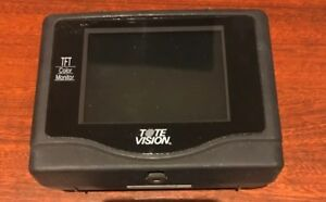 tote Vision 4 Tft Lcd Color Control Monitor Model Lcd411