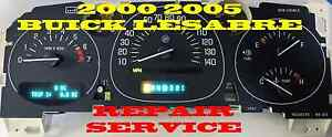 2005 2009 Buick Lacrosse Instrument Cluster Software Odometer Calibration