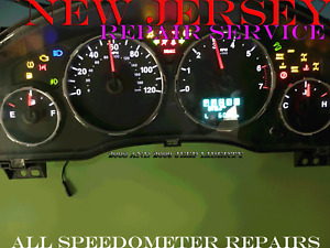 2006 2007 2008 Jeep Liberty Instrument Cluster Software Odometer Calibration