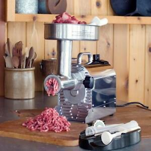 Weston Pro Series 8 Electric Meat Grinder Hp