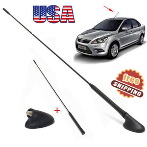 Am Fm Roof Antenna Aerial Base For Ford Focus 2000 01 02 03 2004 2005 2006 Us