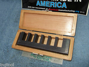 Kalmaster Greenfield Gage 7 1 2 Long Usa Made Toolmaker Machinist Inspection Qa