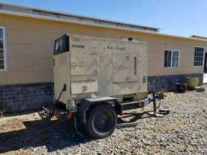 Military Generator Government 30kw 50 60 Hz Diesel Us Military Reset