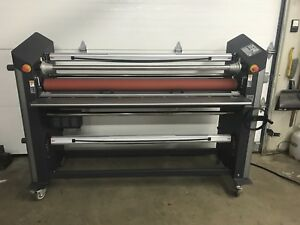 Gbc Spire Iii 64t 64 Thermal Wide Format Laminator