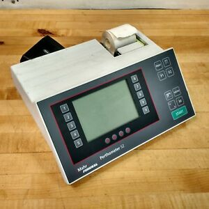 Mahr Federal S2 Perthometer Surface Roughness Tester Used