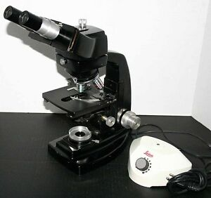 Bausch And Lomb B l Dynazoom Compound Microscope 100 1940x Nice