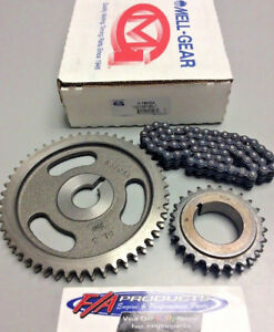 Big Block Mopar 361 383 400 426 440 Engines Timing Set Stock Melling 3 168sa