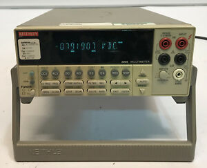 Keithley 2000 6 digit Multimeter