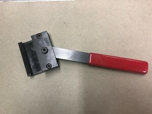 Square Head Cleat Tool Cleat Lever Lock Duct Tool Hvac Tdc tdf