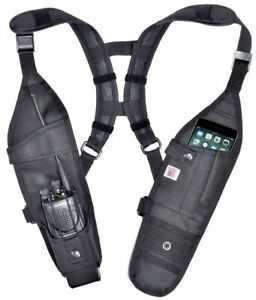 Motorola Dual Shoulder Holster