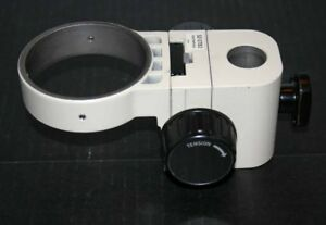 Olympus Stereozoom Microscope Focusing Mount For Boom Stand Sz stb2 Yoke