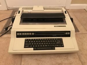Xerox Memory Writer 610 Electric Typewriter Memorywriter Vintage