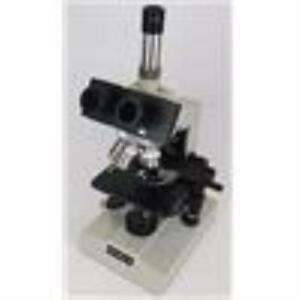 Meiji Stereo Zoom Microscope With Stand 4 Objective Lenses Tested Working