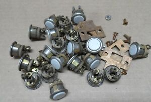 Vintage Push Switches Generous Lot Free Shipping