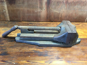 Vintage Cardinal Speed Vise Quick Change 4 Jaw 4b Machinist Mill Drill P