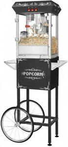 Great Northern Popcorn Machine Popper Cart Commercial Party Electric Kernel 8 Oz