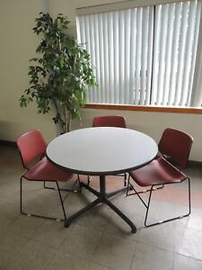 Restaurant Cafeteria Lunchroom Seating For 52