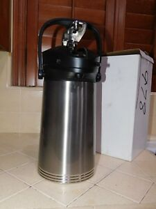Thermal Dispenser Pump Air Pot commercial Coffee Machine Stanley Commerical