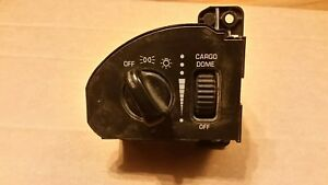 1998 1999 2000 2001 Dodge Ram Dakota Headlight Dash Dimmer Switch Oem 1500 2500