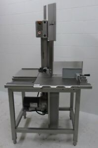 Hobart Meat Saw With Saw Blade Model 6614 3hp 208v 3ph 3450 Rmp