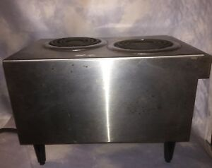 Toastmaster 1112 Commercial 2 Burner Electric Hot Plate