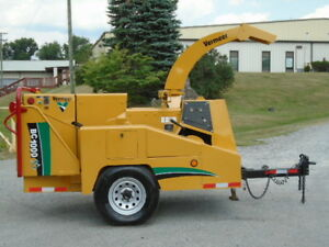 2006 Vermeer Bc1000xl Wood Chipper brush Cutter Forestry Arborist