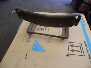 1951 John Deere A Farm Tractor Seat Frame solid