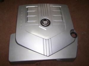 2007 Cadillac Cts Engine Cover 591155