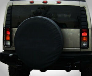 32 33 Spare Wheel Tyre Tire Cover Soft Series 35 Mil Vinyl For Hummer H3 H3t