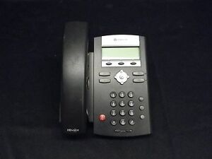 Polycom Soundpoint Ip335 Voip Business Office Telephone W Digital Display