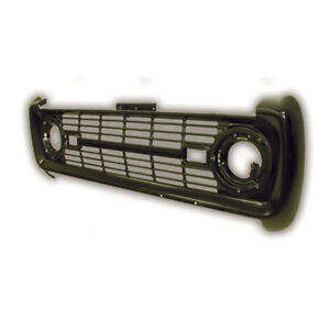 Aftermarket Front Grille For 1966 1968 Ford Bronco free Shipping